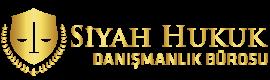 Siyah Hukuk Bürosu Logo